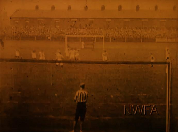 Blackburn Rovers x West Bromwich, 1898, campeonato inglês (Foto: Reprodução internet)