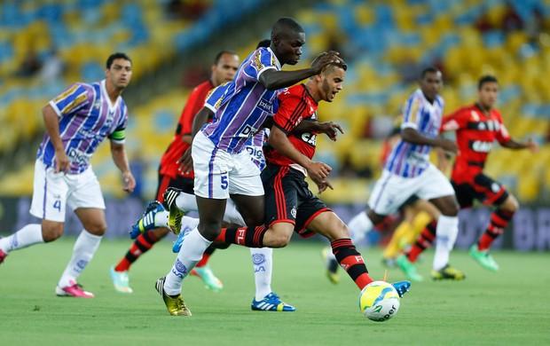 Rodolfo, Flamengo x Madureira (Foto: Alexandre Cassiano/Agência O Globo)