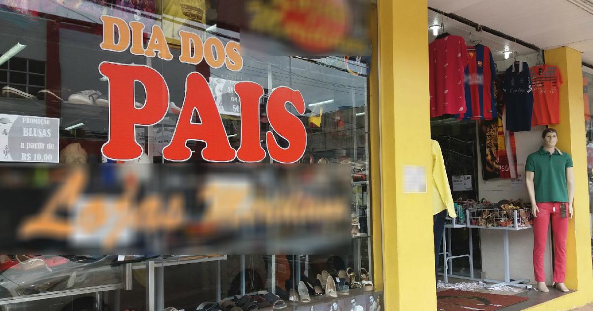3c79c402a7109 G1 - Na véspera do Dia dos Pais, lojistas do AP apostam em promoções -  notícias em Amapá