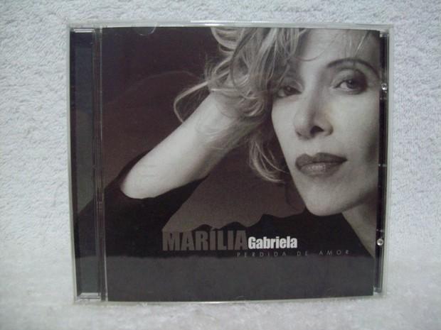Perdida de amor, disco de Marília Gabriela (Foto: Reprodução / internet)