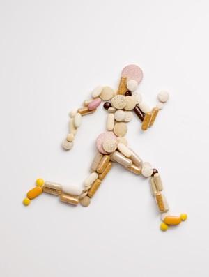 corredor medicamento pilulas eu atleta (Foto: Getty Images)