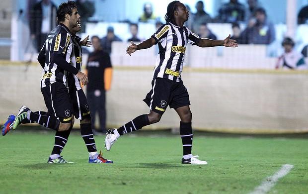Andrezinho, Internacional x Botafogo (Foto: Gustavo Granata / Agência Estado)