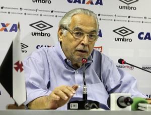 Eurico Miranda - Vasco (Foto: Divulgação/Site Oficial)