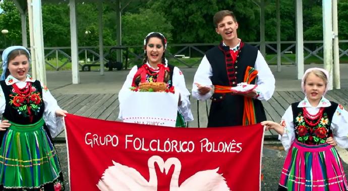 A cidade possui fortes influências das culturas polonesa e ucraniana. (Foto: Reprodução/RPC)