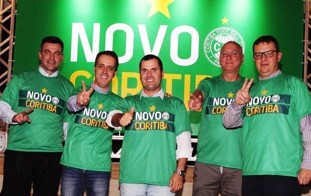 BLOG: Novo Coritiba: terceira chapa inscrita