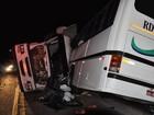 Após acidente, manifestantes pedem mais segurança em rodovia do RS