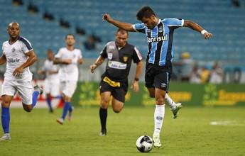 Sem Bolaños, Grêmio relaciona 22 jogadores para estreia na Libertadores