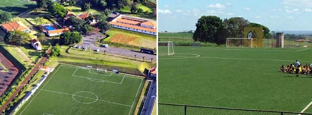 CT Manoel Leão, Botafogo-SP (Foto: Divulgação / Botafogo FC)