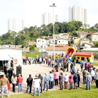 Prefeitura de Jundiaí inaugura Centro Esportivo na Vila Nambi (Alessandro Rosman)