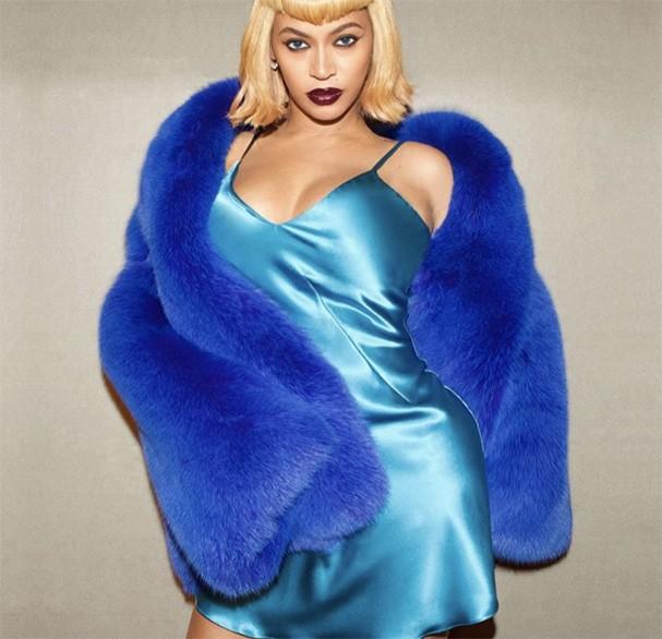 Beyoncé passa o Halloween de Lil' Kim (Foto: Reprodução Instagram)