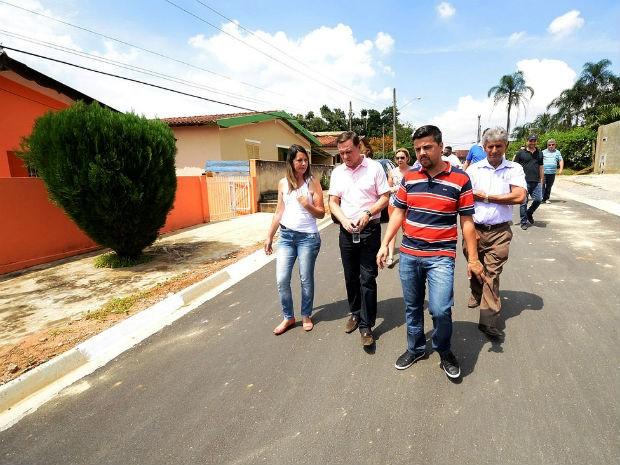 Prefeito destacou a importância da mobilização da população (Foto: Divulgação)