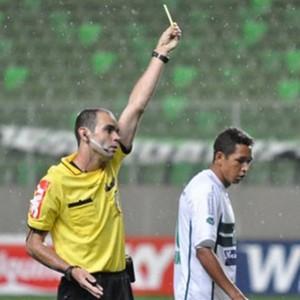 Renan Roberto, árbitro paraibano (Foto: Reprodução / Site oficial do AFC)