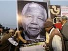 Mandela é relembrado nas ruas do Rio a Moscou