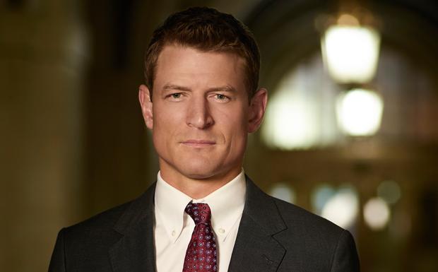Philip Winchester vai interpretar o promotor Peter Stone em Chicago Justice (Foto: Divulgao)