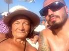 'Vou dar um puxão de orelha', diz mãe de Fernando sobre sexo no 'BBB 15'