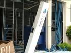 Sete agências bancárias são atacadas no RS em três dias