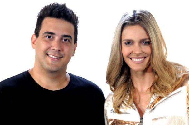 André marques e fernanda Lima Superstar (Foto: Divulgação/TV Globo)
