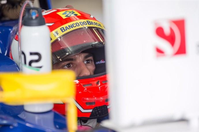 Felipe Nasr admitiu frustração com o desempenho da Sauber no GP da Áustria (Foto: Divulgação)