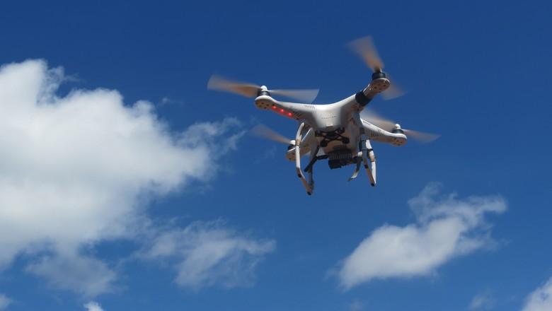 drones-agricultura-pecuaria-tecnologia-vants (Foto: Teresa Raquel Bastos/Ed. Globo)