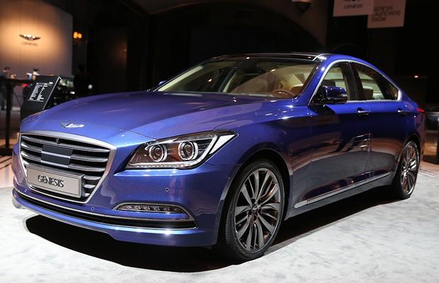Novo Hyundai Genesis (Foto: Divulgação)