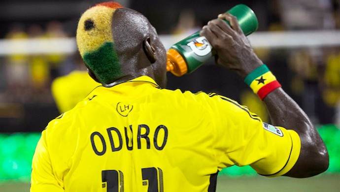 FUTEBOL - Dominic Oduro -  Os Cabelos  (Foto: MLS)