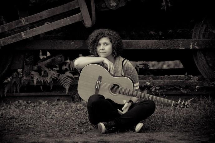Roberta Campos canta música de abertura de 'Sol Nascente' (Foto: Divulgação)
