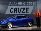 GM anuncia investimento de US$ 1 bilhão nos Estados Unidos