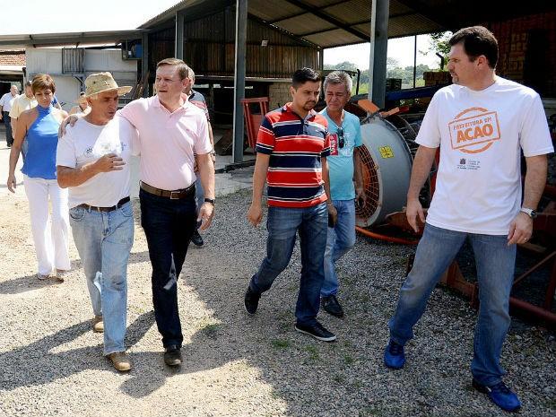 Programa envolve todas as secretarias do governo municipal em visitas técnicas  (Foto: Divulgação)
