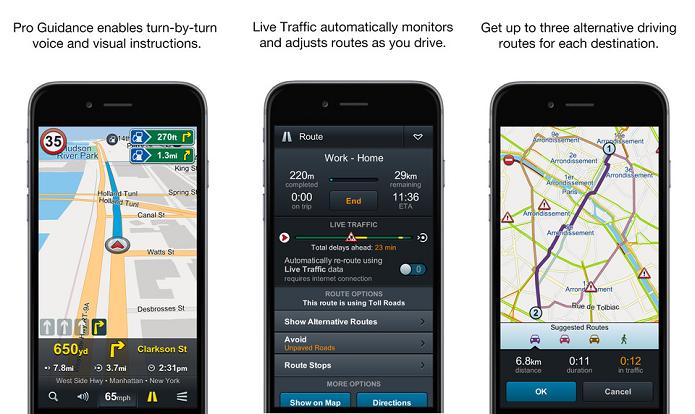 Use o Genius Maps e não se perca quando ficar sem conexão (Foto: Divulgação/AppStore)