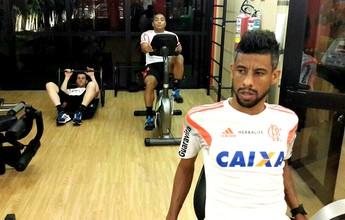 Flamengo cancela último treino antes de enfrentar o Vitória, em Manaus