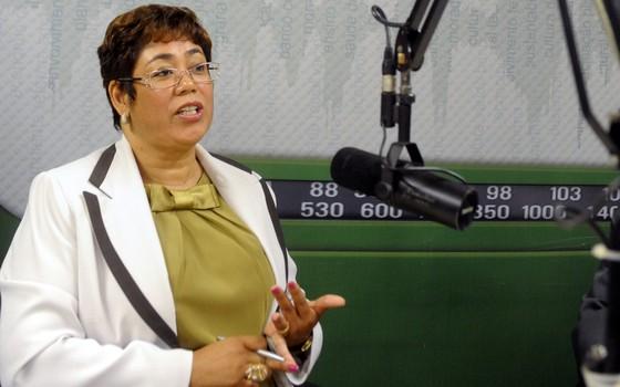 A ex-ministra Erenice Guerra (Foto: Elza Fiúza/Abr)
