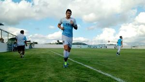 Bruno Moraes Santa Cruz (Foto: Assessoria do Santa Cruz)