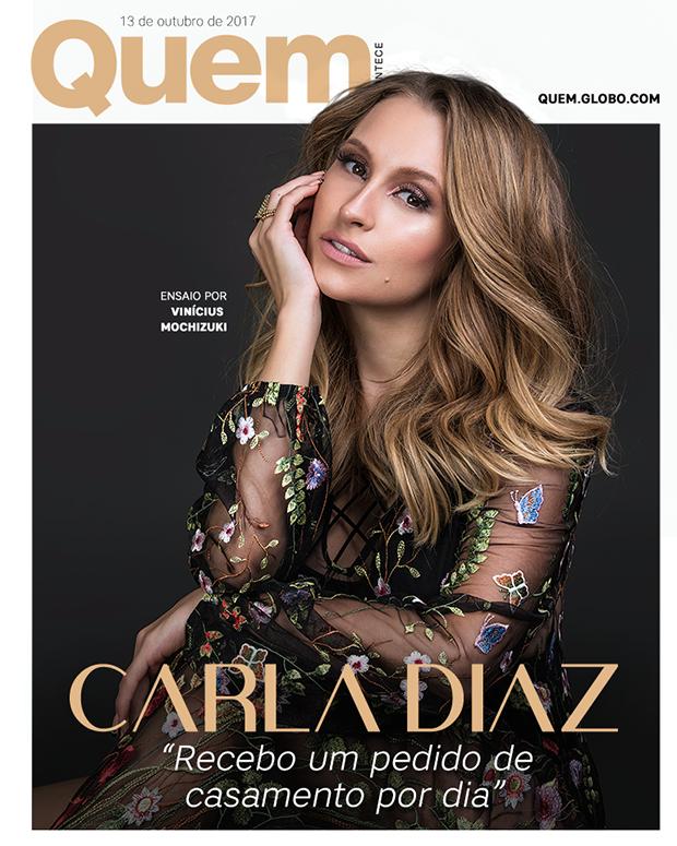 Carla Diaz Digital Cover (Foto:  )
