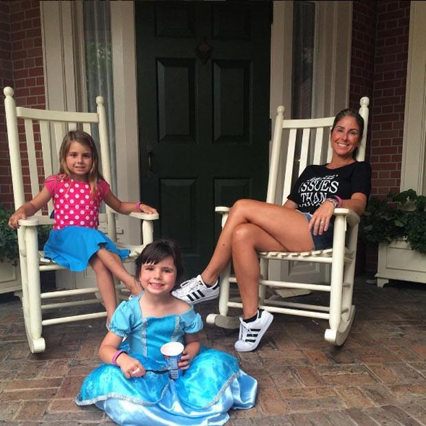 Patricia Maldonado e as filhas: juntas no feriado (Foto: Reprodução/ Instagram)