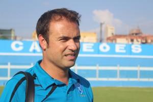 Sidney Moraes é apresentado na Curuzu (Foto: Fernando Torres/Paysandu)