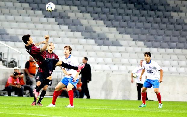 jogo Atlético-PR e Bahia  (Foto: Joka Madruga / FuturaPress)