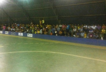 ginásio da cidadania (Foto: Divulgação/ SEMJEL)
