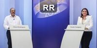 Roraima - debate (Foto: Arte/G1)