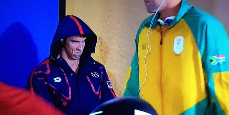 Michael Phelps (Foto: Reprodução/Youtube)