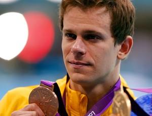 Cesar Cielo 50m livres Olimpíadas 2012 (Foto: Reuters)
