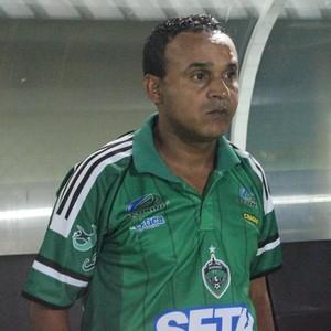 Igor Cearense - Manaus FC (Foto: Gabriel Mansur)