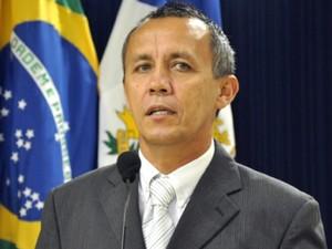 Rodson Lima durante discurso enquanto ainda era vereador, em Taubaté. (Foto: Divulgação/CMT)
