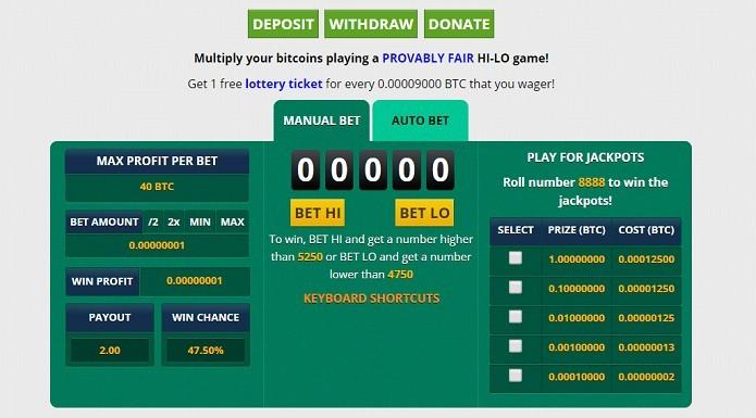 ganhar Bitcoin grátis