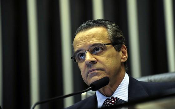 Henrique Eduardo Alves ex ministro (Foto: José Cruz/ABR)