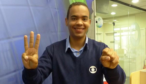Diego Sarza palpite copa (Foto: Divulgação/ RPC TV)