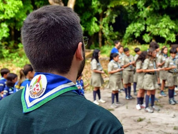 Grupo Frassati conta com cerca de 75 participantes (Foto: Vitor Nicolau/Arquivo pessoal)