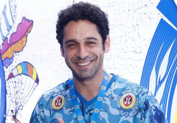 João Baldasserini (Foto: Felipe Panfili / AgNews)