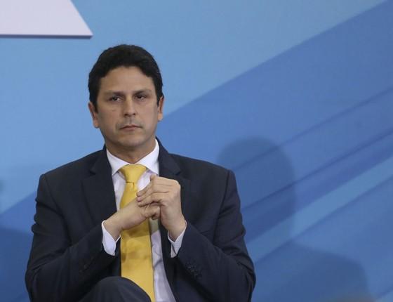 O ministro das Cidades Bruno Araújo (Foto: Agência Brasil)