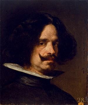 Autorretrato 1640-1650 Velázquez foi admitido à corte espanhola aos 24 anos. Atingiu o apogeu de seu prestígio sob a proteção do rei Felipe IV (Foto: Divulgação)