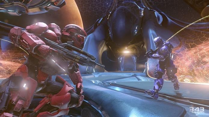 Halo 5:Guardians está disponível até o dia 18 de janeiro (Foto: Divulgação)